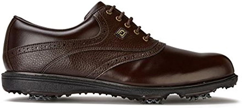Footjoy Herren Hydrolite Golfschuhe  Braun (Marroacuten 50033)  43 EU