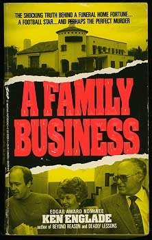 book cover of A Family Business