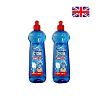 Crystale Rinse Aid Starter Combo Pack (2 Units X 500 Ml)