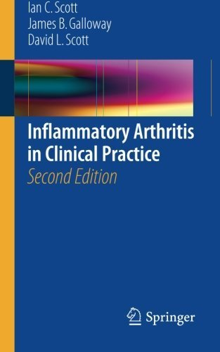 Inflammatory Arthritis in Clinical Practice by Scott, Ian C., Galloway, James B., Scott, David L. (2015) Paperback