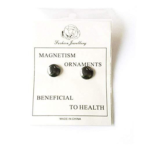 41 z2mcncJL - Pendientes magnéticos - Clip de oreja Dewin para pérdida de peso, como masaje de acupuntura, salud de oreja eliminar aretes, adecuado para mujeres y hombres