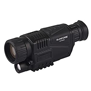 RDJM 5X40 Night Vision Monocular, For Hunting &Scouting Game, Security &Surveillance And Observing Wildlife