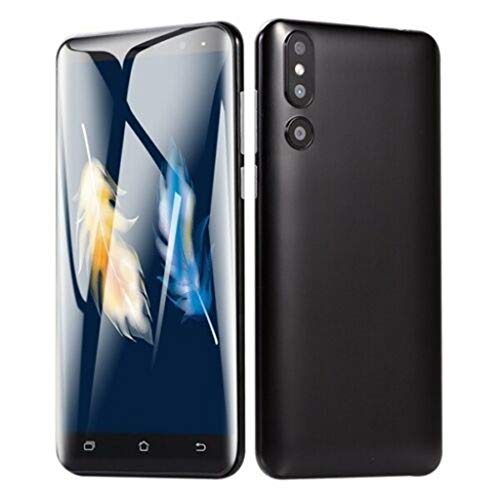 Wifi 3g Smartphone (Nourich Dual SIM 5,0 Zoll Billig 3G GPS Android 6.0 Unlocked WiFi Mobile Smartphone Quad Core [Schwarz, Blau, Gold])
