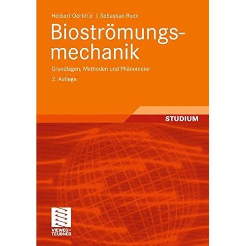 PDF] Bioströmungsmechanik: Grundlagen - Methoden Und Phánomene ...