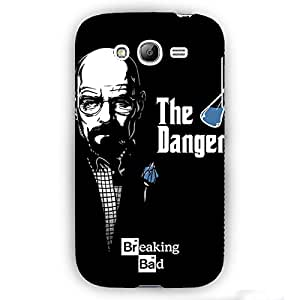 EYP Breaking Bad Heisenberg Back Cover Case for Samsung Grand Neo