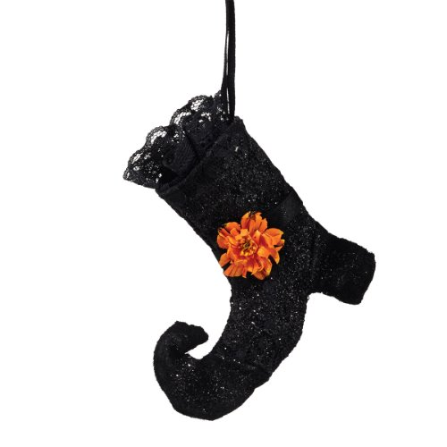 Department 56 Halloween Decor Hexen Schuh Ornament, 4-Zoll