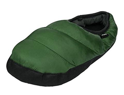 Mens Boys Winter Soft Warm Quilted Slippers Lightweight Comfort Antiskid