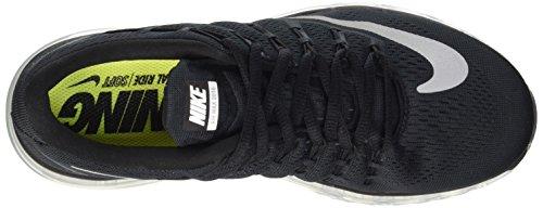 Nike Wmns Air Max 2016 Scarpe da ginnastica, Donna Nero (Black/White)