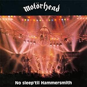 No Sleep 'til Hammersmith,Spe