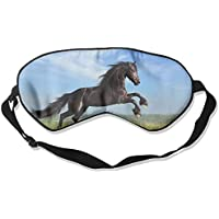 Noble Horse 3D Animal 99% Eyeshade Blinders Sleeping Eye Patch Eye Mask Blindfold For Travel Insomnia Meditation preisvergleich bei billige-tabletten.eu