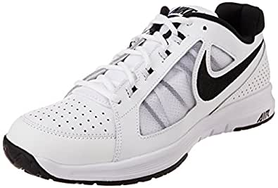 Nike Men's Air Vapor Ace White,Black  Tennis Shoes -6 UK/India (40 EU)(7 US)