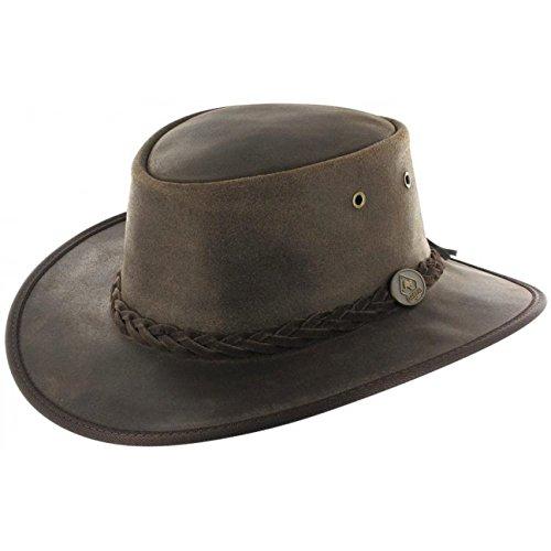 05ae1892863ec Sombrero de Piel Durras by Scippis sombrero de vaqueropiel natural (M 56-57