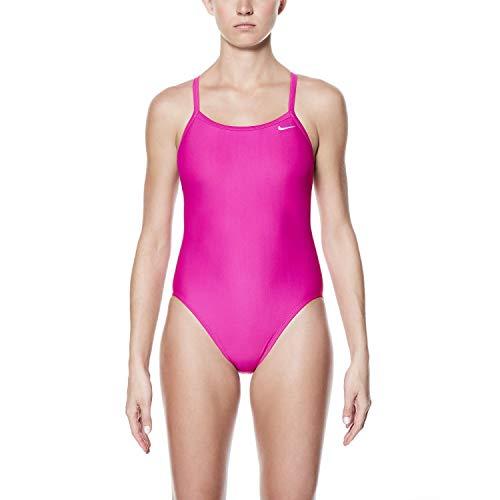 Nike Swim Badeanzug für Damen/Mädchen - 38 - Damen Badeanzug Nike