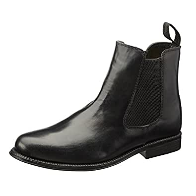 chelsea boots s real leather boots with leather soles
