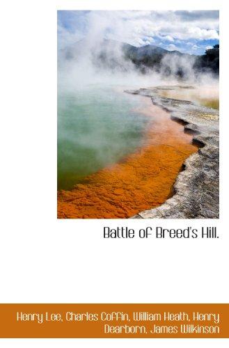 Battle of Breed's Hill.