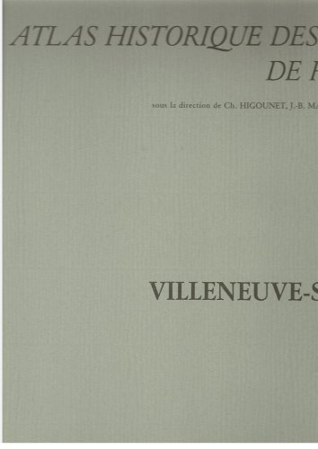 Atlas historique des villes de France : Villeneuve-sur-Lot