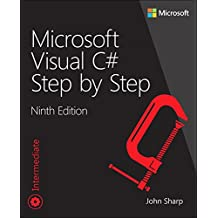 Microsoft Visual C# Step by Step (Developer Reference)
