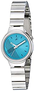 Fastrack Analog Blue Dial Women's Watch-NK6149SM01