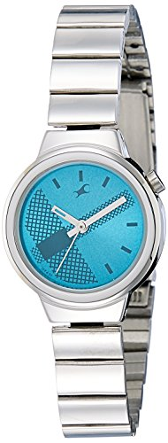 Fastrack Analog Blue Dial Women\'s Watch-6149SM01