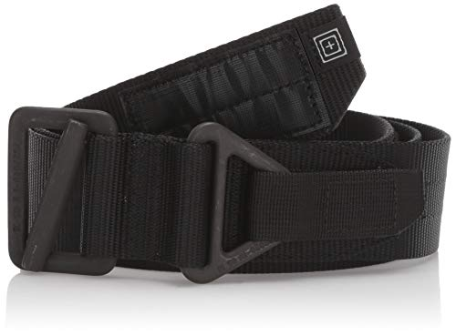 5.11 Tactical Alta Rigger Belt Schwarz, Schwarz, XL (Rigger Tactical Belt)