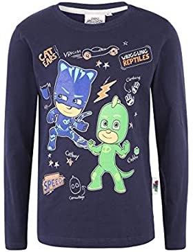 PJ Masks Camiseta Mangas largas para Chicos