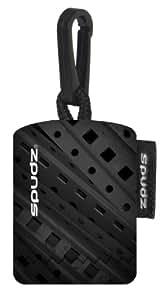 Spudz SPFD01-G19 6x6 Micro Fibre Lens Cloth In Pouch -8mm Film On Black
