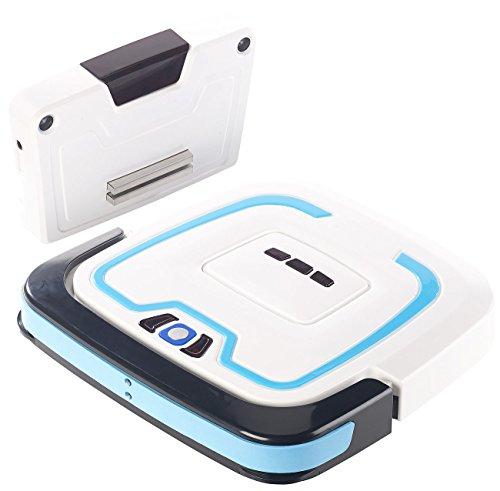 *Sichler Haushaltsgeräte Putzroboter: Bodenwisch-Roboter, intelligente Navigation, Nass- & Trocken-Reinigung (Staubwisch-Roboter)*