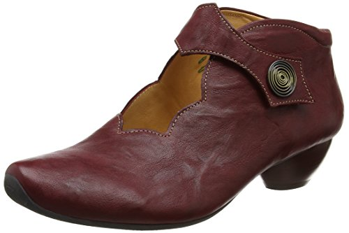 Think! Damen Aida Pumps, Rot (Rosso/Kombi 72), 38.5 EU