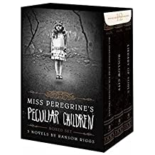 Miss Peregrine's Peculiar Children: Boxed Set. By Ransom Riggs (Box Set)