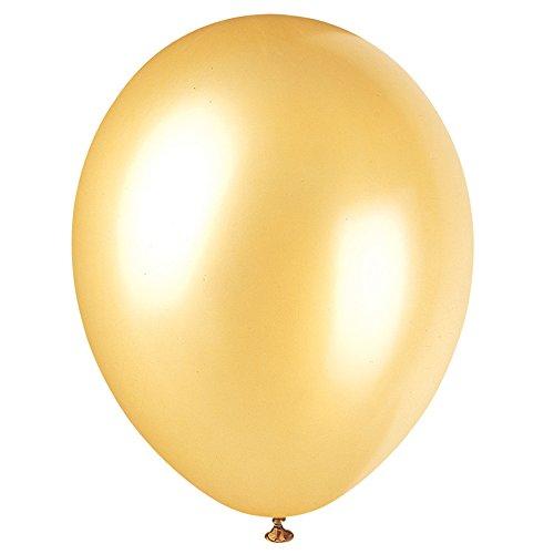 s Latex-Luftballons, 30,5cm, Perlglanzeffekt ()