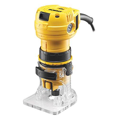 Dewalt DWE6005-QS Perfiladora 590W-34.000 RPM 6 mm