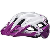 KED Status Helmet Junior Violett Pearl Matt 2018 Fahrradhelm