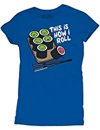 David and Goliath This is How i Roll Womens T-shirt