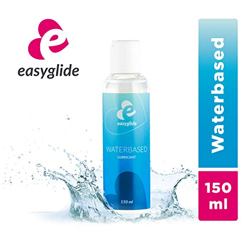 EasyGlide Gel Lubricante Sexual Base Agua 150 ml Lubricante