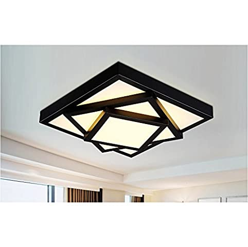 Style home LED Deckenleuchte für Wohnzimmer Schlafzimmer ...