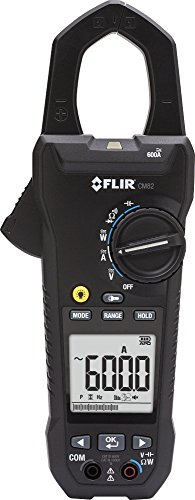 Preisvergleich Produktbild FLIR 600 A Strommesszange mit VFD Filter, 1 Stück, CM82