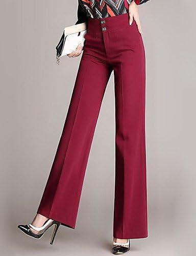 TT&KUZI Pantaloni Pantaloni Pantaloni da Donna da Completo Moda Città Cotone Media Elasticità, l B077Z6C5LP Parent | Clienti In Primo Luogo  | Miglior Prezzo  | La qualità prima  dbc2f0