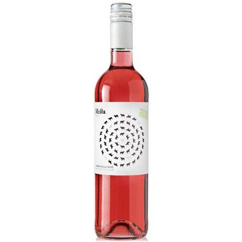 Mesta Rosado Rosé - Tempranillo 2016 Trocken BIO (1 x 0,75l)