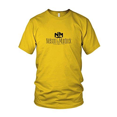 Nelson Murdock Avocados - Herren T-Shirt, Größe: XXL, Farbe: ()