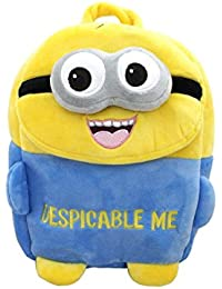 FunBlast™ Cute Minion Bag/BackPack For Kids, Available In 3 Different Size (Medium)