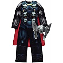 Disney Marvel licensed Thor fancy dress Age 7-8yrs Avengers Assemble costume made by Rubies for the George Collection by Rubie´s