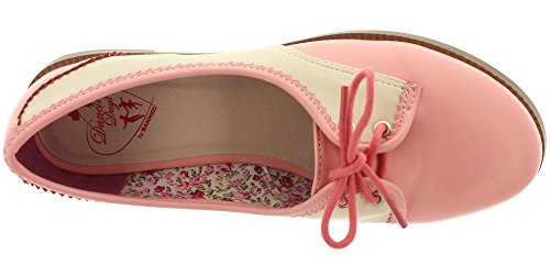 Dancing Days by Banned Schnürer KENDRA BND111 Pink-Cream
