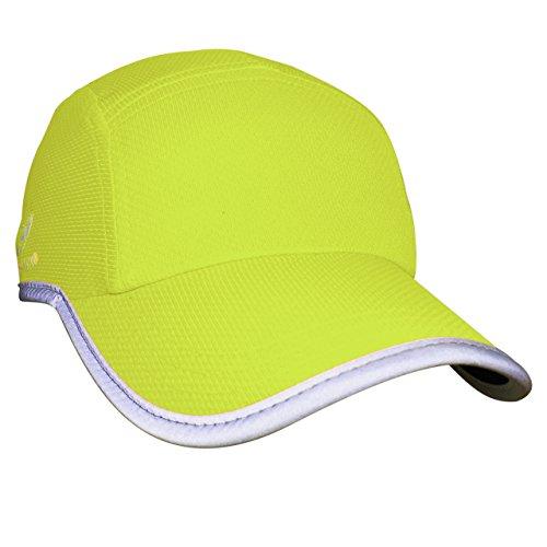 Headsweats Mütze Race Hat, Hochreflektierendes Gelb, OSFM, 7700 289r