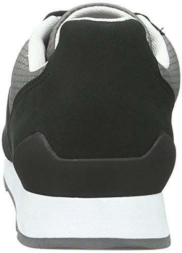 Lacoste L!VE - Sneaker - Femme noir (BLK/DK GRY)