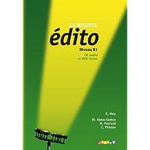 Edito B1 Podrecznik + CD + DVD
