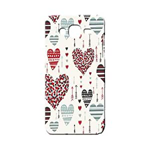 BLUEDIO Designer 3D Printed Back case cover for Samsung Galaxy E7 - G2232