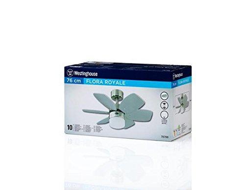 Westinghouse 7878840 Deckenventilator Flora Royale -