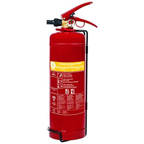 Smartwares FEX-15224 Extintor de Espuma, 2 l