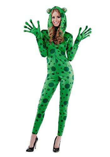 Starline Kostüm - Women's Frisky Frog Fancy dress costume Large