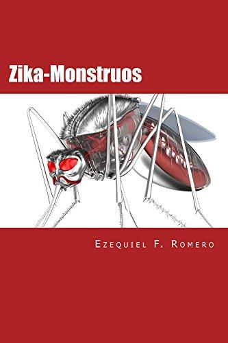 Zika-Monstruos por Ezequiel Romero